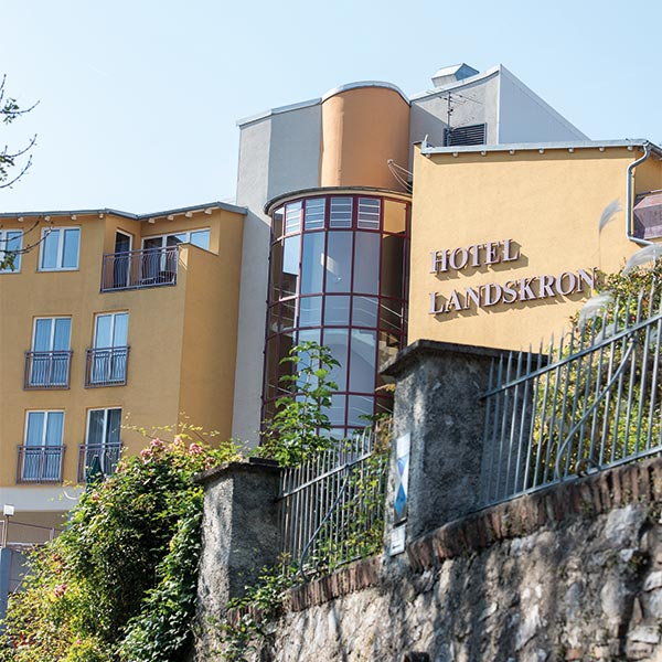 one of the many hotels in Bruck an der Mur
